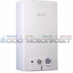 Б06-ВК. Газовая колонка Bosch WR 15-2 B