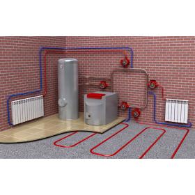 Газовое отопление и ГВС